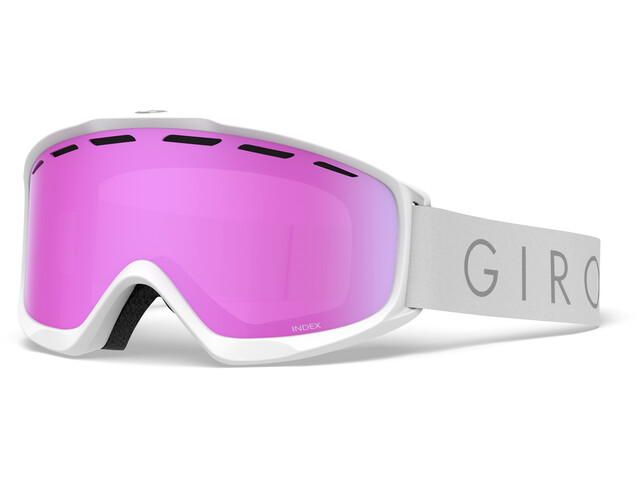 Giro Index Masque, white core light/vivid pink